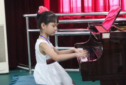 """第十四届""""星海杯""""全国少年儿童钢琴比赛(石家庄赛区)"""